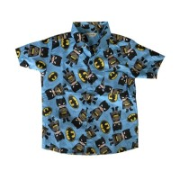 Blue Batman Baby Shirt