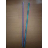 JN Sedotan Lurus Stainlees Steel Straw