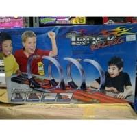 Mainan Anak Track Racing 3 Jalur