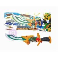 Mainan Anak Senjata Legend Hero Pedang NAGA BESAR No.303211