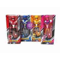 Mainan Anak Robot MINI SQUAD 1 set 4 pcs 2020-7