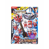Mainan Anak Intense Ultraman 6 pcs 3363