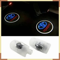 LAMPU LED PINTU WELCOME LIGHT KHUSUS TOYOTA CAMRY 2013up