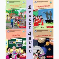 Buku Paket Tematik SD Kelas 6 Semester 2 Kurikulum 2013 Revisi 2018