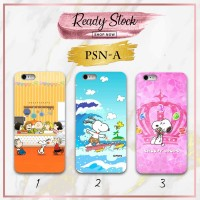 Snoopy Drops Cartoon Case Vivo Realme Redmi Oppo Xiaomi Samsung iPhone