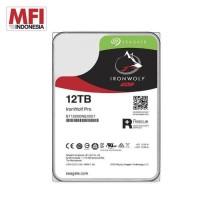 Seagate IronWolf 12TB NAS HDD - Hard Disk