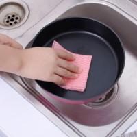 lap dapur disposable kitchen dishwashing wipes hsa049