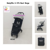 BabyElle S 376 Beat / Beige / Red / Stroller / Kereta Dorong Bayi
