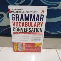 Master English Course Grammar Vocabulary Conversation Bahasa Inggris m