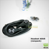 [ORIGINAL] Headset Asus Zenfone 5 6 2 GO 3 4 C Original for All ASUS