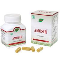 Jamu IBOE - 1 botol Amosir Herbal Supplement 30 kapsul