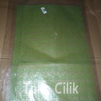 choco/transfer image/polka/bubble/hijau/motif untuk coklat praline/