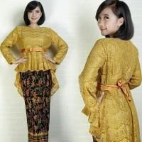 Setelan Wanita / Brokat Modern / Brukat Premium / Kebaya / Batik