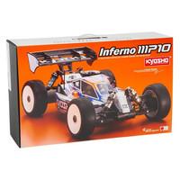 KYOSHO 1/8 GP INFERNO MP10 4WD KIT #33015