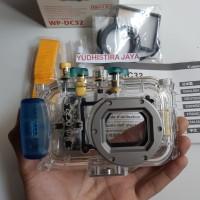Canon WP-DC32 Digital Camera Waterproof Case 40mm/130ft Original