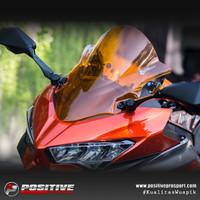 Zerogravity windshield Kawasaki Ninja 250 2018 Ninja 400 Zero Grafity