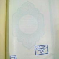Bagus berpahala Al Quran Saku (Madinah) Warna hijau asli original