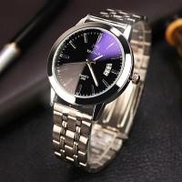 Original YAZOLE 296 Fashion Men Quartz Watch Casual Date Display