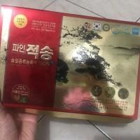 Red Pine 100% ASLI Korea (Jeok song)