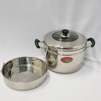 Cookville Steamer Cooking Pot 26cm