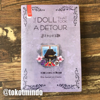 Novel THE DOLL THAT TOOK A DETOUR (Yonezawa Honobu) - HYOUKA #4