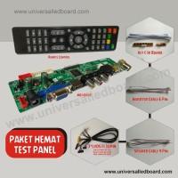 Universal board Paket Hemat Test Panel - Paket universal test panel