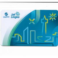 Kartu Jak Lingko Saldo 10.000 / Tiket MRT / LRT / Transjakarta / KRL