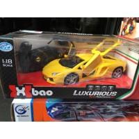 Mobil Remot SPORT CAR Skala 1:18 RC Remote Control Luxurious Xbao