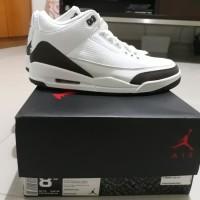 Sepatu Air Jordan 3 Mocha sz 42