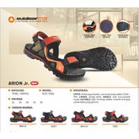 Sendal Sepatu Sandal Gunung Anak Outdoor Adventure ARION JR Original