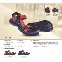 Sendal Sepatu Sandal Gunung Outdoor Adventure TRITON 100% Original