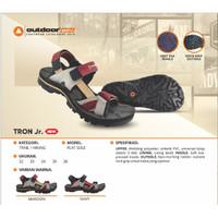 Sendal Sepatu Sandal Gunung Anak Outdoor Adventure TRON JR ORIGINAL