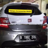 Paketan Spoiler Model RS With Lamp Dan Diffuser Plastik All New Brio