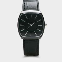 Berrybenka Xiviere Decyta Croco Watches Black