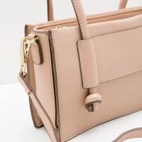 Berrybenka Xiedy Febitha Classic Sling Bags Pink