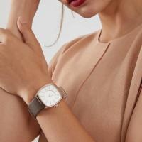 Berrybenka Xievana Decyta Classic Watches Brown