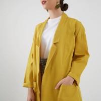 Berrybenka Casiva blazer yellow