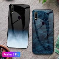 Promo Realme 3 Pro Glass Phone Case