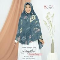 Segiempat/ Hijab / Khimar Motif Gayatri (150cm)