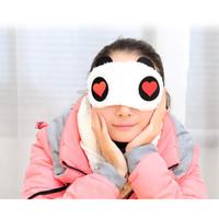 Penutup Mata Tidur Masker Mata Tidur Motif Panda Lucu