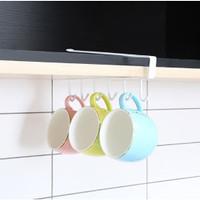 Rak Kait Gantung Gelas Multifungsi Kitchen Hook model baru