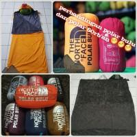 Sleeping Bag Polar Bulu / SB Lebih Hangat / Kantong Tidur