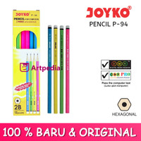 Pensil Joyko P-94 2B Color / Pencil For Computer / Pensil Joyko