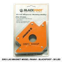 Siku Las Magnet Model Panah - Blackfoot - 50 LBS