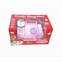 Kado Anak Mainan Kasir kasiran Hello Kitty MURAH ada uang mainannya