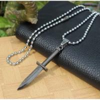 Kalung Rantai Bandul Pedang KRBP-594