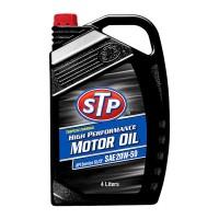STP motor oil SAE 20w-50
