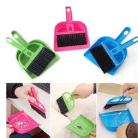 Sapu Pengki Set - Sapu Dan Pengki Mini Set Mini Dustpan