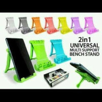 Universal Multi Support Bench Stand HP Tempat Dudukan HP