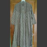 Dress batik khas jogja motif lawasan 394